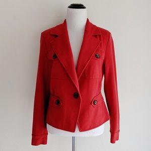 CAbi LRJ Little Red Jacket